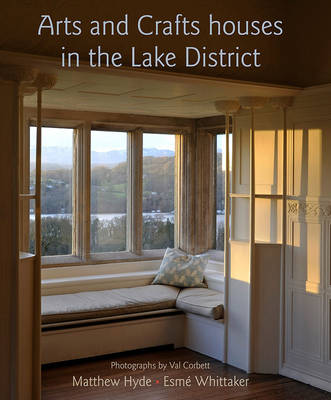 Arts and Crafts Houses in the Lake District (Paperback)
