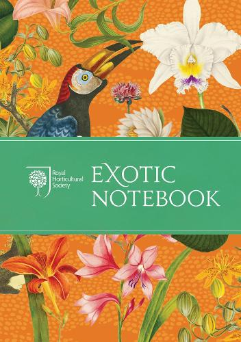 RHS Exotic Notebook (Paperback)