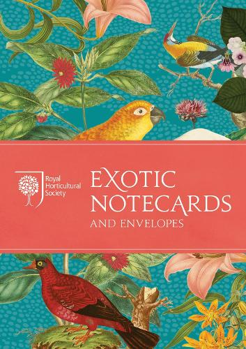 RHS Exotic Notecards (Hardback)