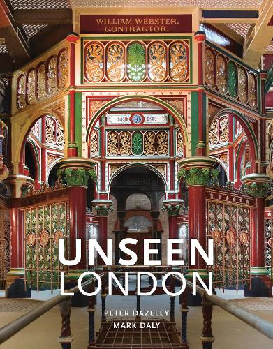 Unseen London (New Edition) (Hardback)