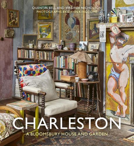 Charleston: A Bloomsbury House & Garden (Paperback)