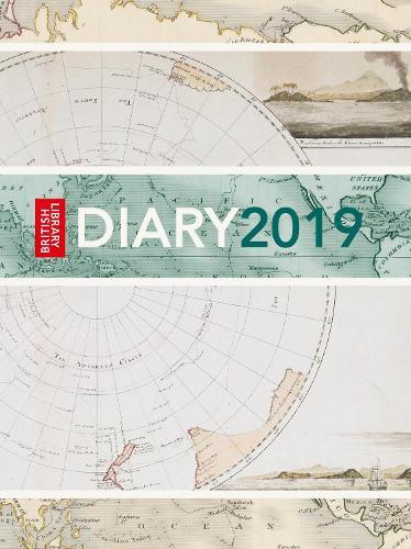 British Library Pocket Diary 2019 (Diary)