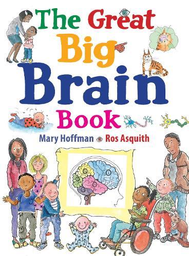 The Great Big Brain Book (Hardback)