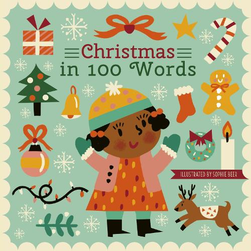 Christmas in 100 Words - My World in 100 Words (Hardback)