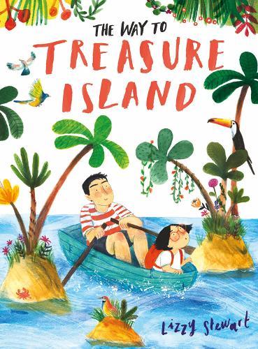 The Way To Treasure Island (Paperback)