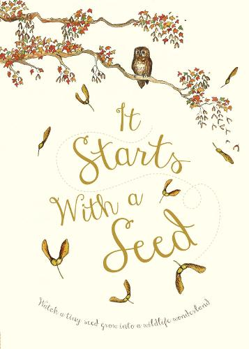 It Starts With A Seed (Paperback)