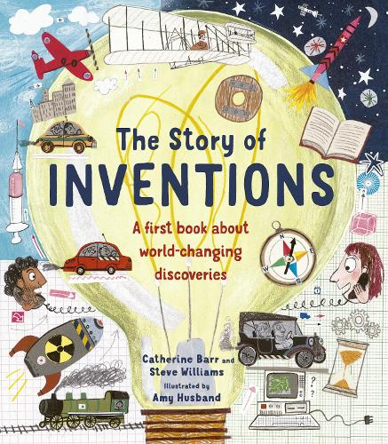 The Story of Inventions - Story of... (Hardback)