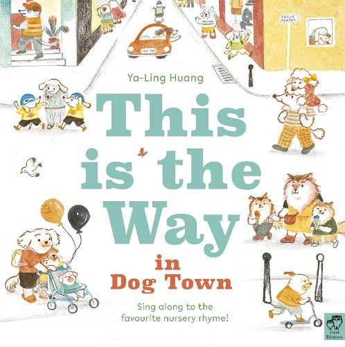 This is the Way in Dogtown (Hardback)