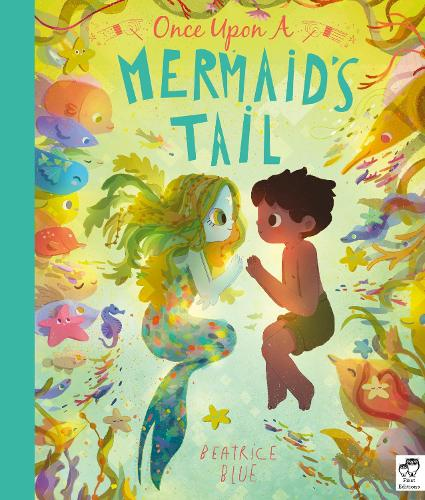 Once Upon a Mermaid's Tail (Paperback)