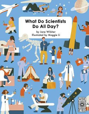 What Do Scientists Do All Day? (Hardback)
