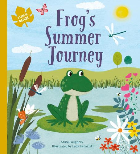 Frog's Summer Journey - A Year In Nature (Paperback)