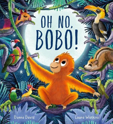 Oh No, Bobo! - Storytime (Paperback)