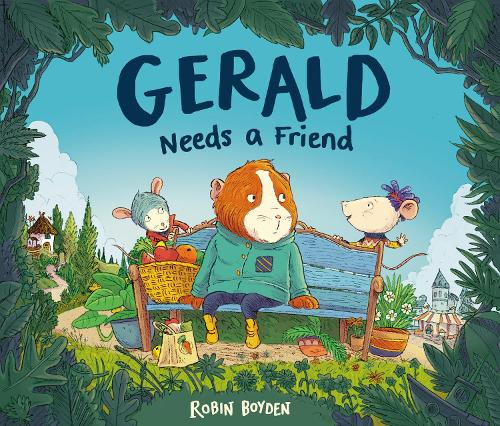 Gerald Needs a Friend (Paperback)