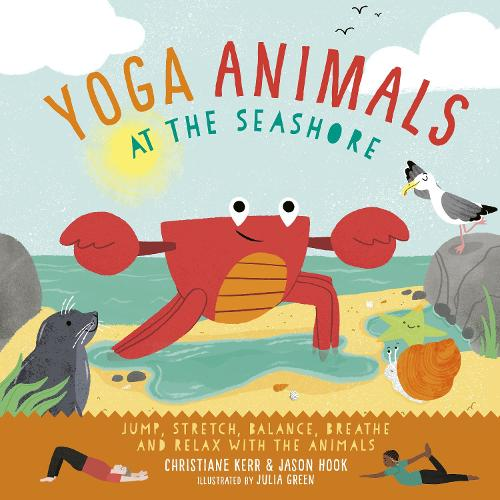 Yoga Animals: At the Seashore - Yoga Animals (Hardback)