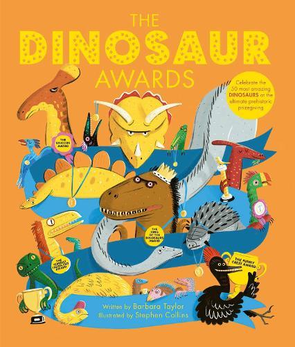 The Dinosaur Awards (Hardback)