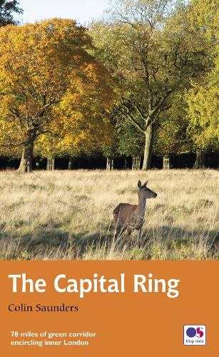 Capital Ring - National Trail Guides (Paperback)