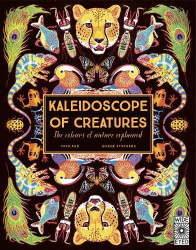 Kaleidoscope of Creatures (Hardback)