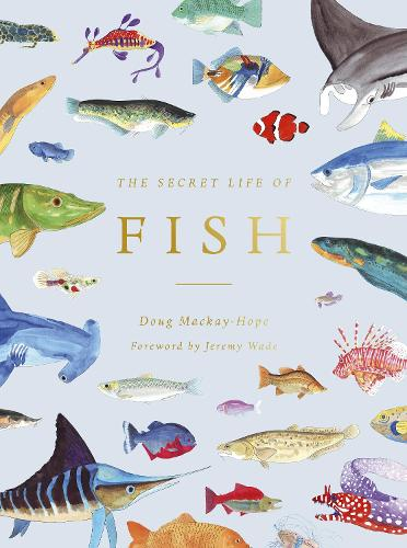 The Secret Life of Fish: The Astonishing Truth about our Aquatic Cousins (Hardback)