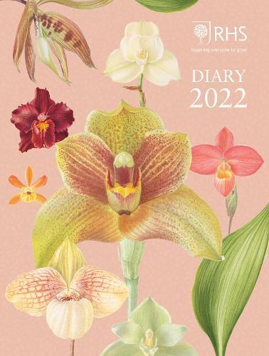 Royal Horticultural Society Pocket Diary 2022 (Hardback)