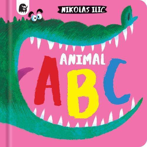 Animal ABC - Nikolas Ilic's First Concepts (Board book)