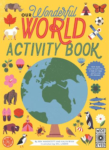 Our Wonderful World Activity Book (Paperback)
