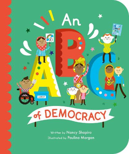 An ABC of Democracy (Board book)
