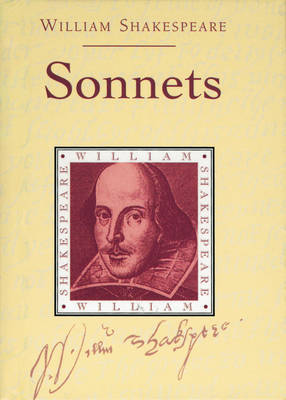 William Shekespeare Sonnets (Hardback)