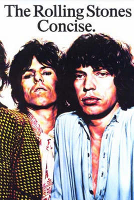 The Rolling Stones Concise (complete Songs 1963-81) (Paperback)