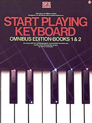 SFX Start Playing Keyboard Omnibus Edition (Paperback)