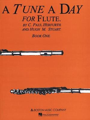 A Tune A Day For Flute: Book One (Paperback)