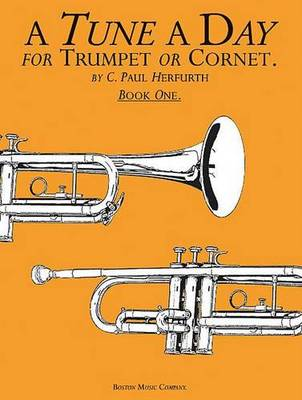 A Tune a Day for Trumpet or Cornet Book One (Book)