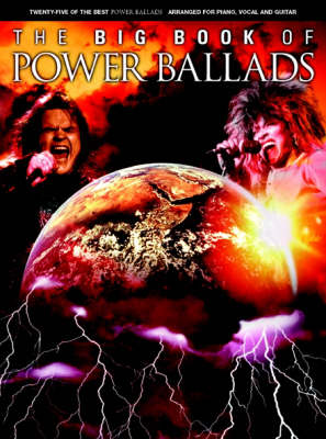 The Big Book of Power Ballads (Paperback)