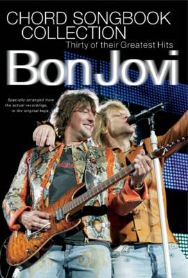 """""""Bon Jovi"""": The Chord Songbook Collection (Paperback)"""