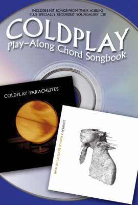 """""""Coldplay"""": Play-along Chord Songbook (Paperback)"""