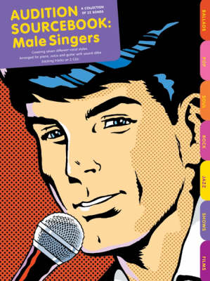 Audition Sourcebook For Male Singers (Paperback)