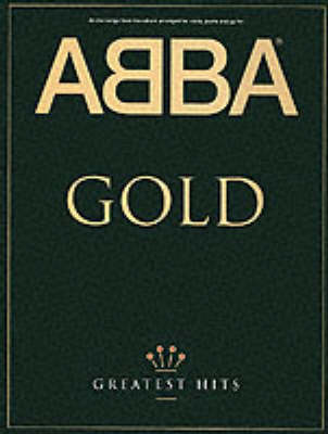 ABBA Gold: Greatest Hits (Paperback)