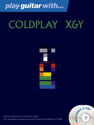 Play Guitar With... Coldplay X&Y (Paperback)