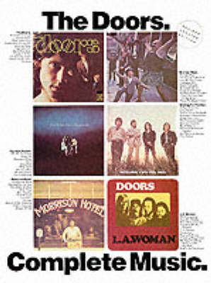 The Doors: Complete Music (Paperback)