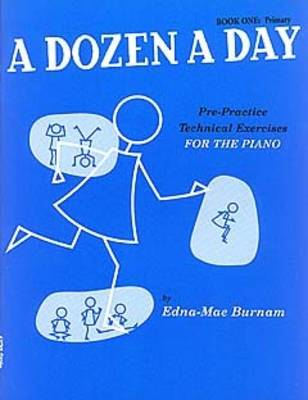 A Dozen A Day Book One: Primary (Paperback)