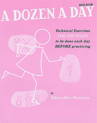 A Dozen A Day Mini Book (Paperback)