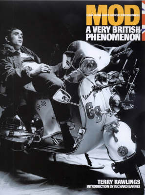 Mod: Clean Living Under Very Difficult Circimstances: A Very British Phenomenon (Paperback)