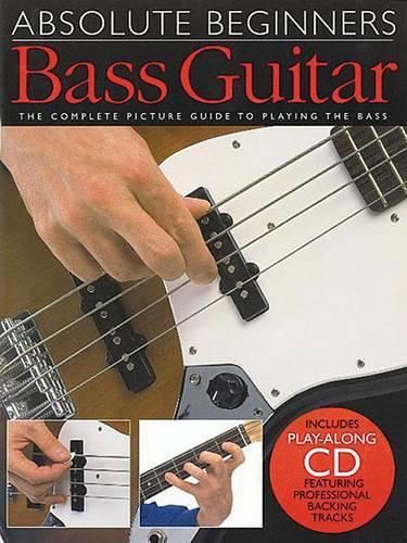 Absolute Beginners: Bass Guitar (Book)