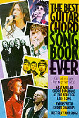 The Best Guitar Chord Songbook...Ever! (Paperback)