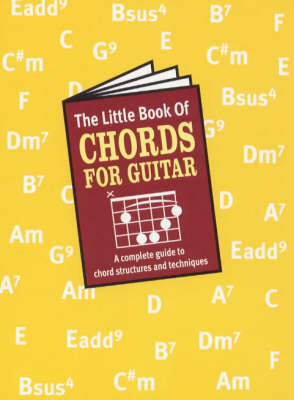 The Little Book Of Chords For Guitar (Paperback)