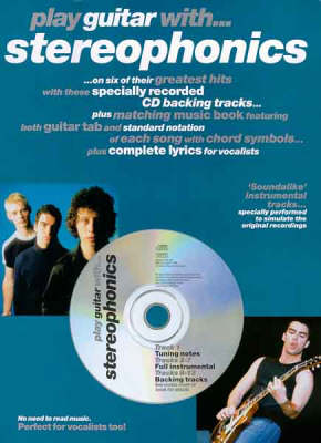 Play Guitar With... Stereophonics (Paperback)