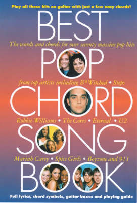 The Best Pop Chord Songbook Ever (Paperback)