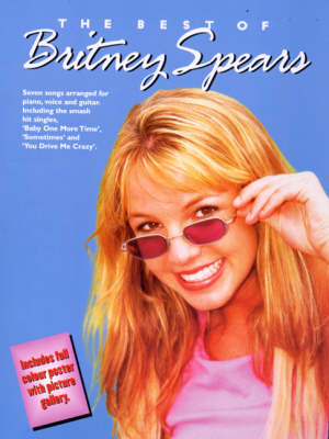The Best Of Britney Spears (Paperback)