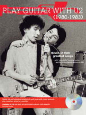 Play Guitar With... U2 - 1980 To 1983 (Paperback)
