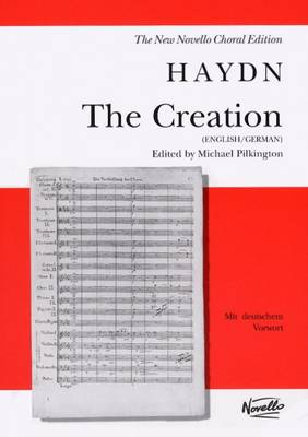 Franz Joseph Haydn: The Creation (Vocal Score) (Paperback)