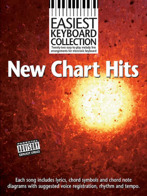 Easiest Keyboard Collection: New Chart Hits (Paperback)